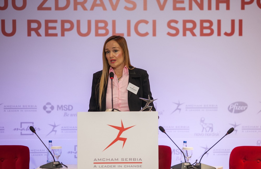 Dialogue Between the Public and the Private Sector Towards the Improvement of Health Policies in the Republic Of Serbia