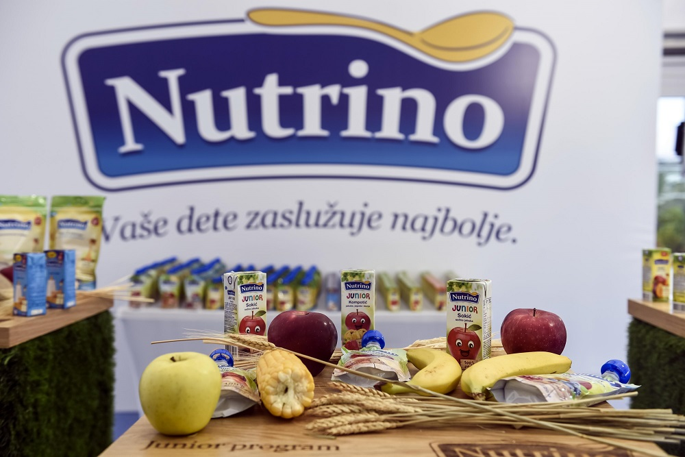 Baby Food Factory Opened in Dobanovci