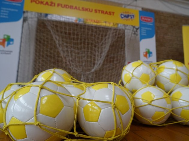 Marbo Prudoct Donates Sports Balls to Elementary Schools of Serbia, Bosnia and Herzegovina and Montenegro