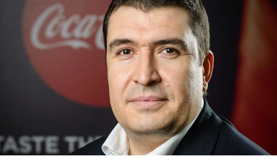 Svetoslav Atanasov Appointed General Manager of Coca-Cola HBC Serbia and Montenegro