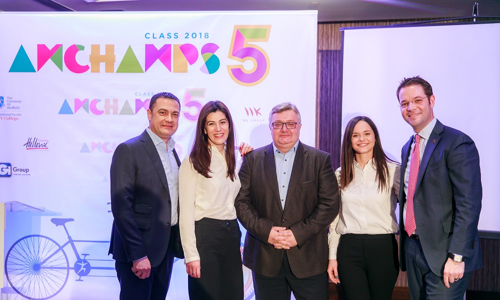 AmChamps Winners of the Class of 2018 Announced