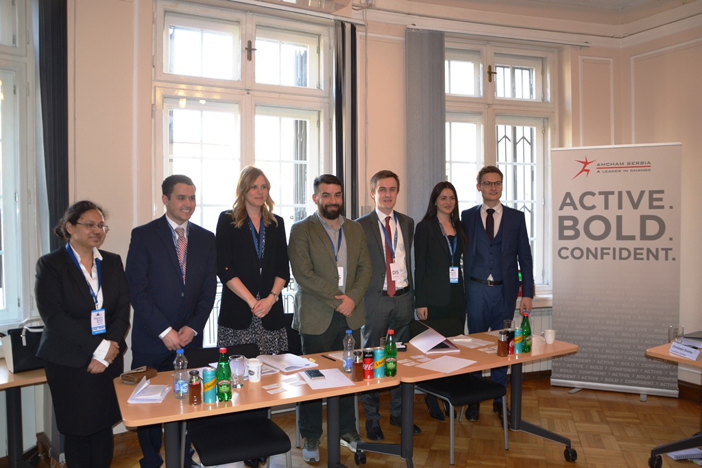 AmCham Supports Young Lawyers in BG Open Pre-Moot Competition