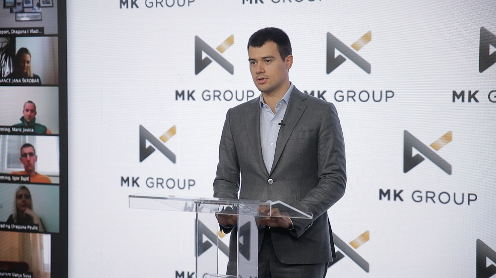MK Group donates more than five million dinars to help new parents