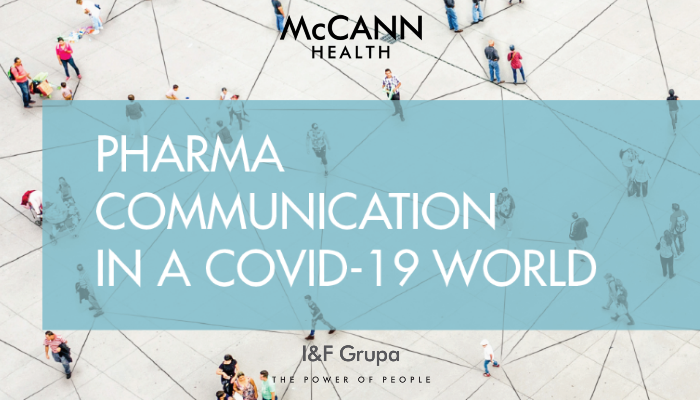 McCann Health Nordic presents Pharma Communication in a COVID-19 World report
