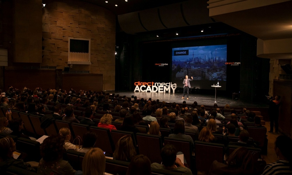 Direct Media Academy: All Ears to Consumers, They Spur the Trends!