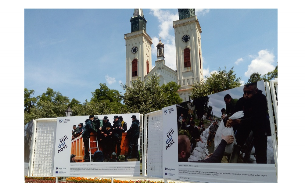 "Photo Exhibition: ""Solidarity in a Time of Crisis"""