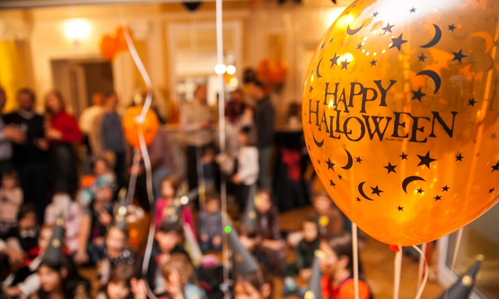 Spooktacular Halloween Party @ AmCham Magic School