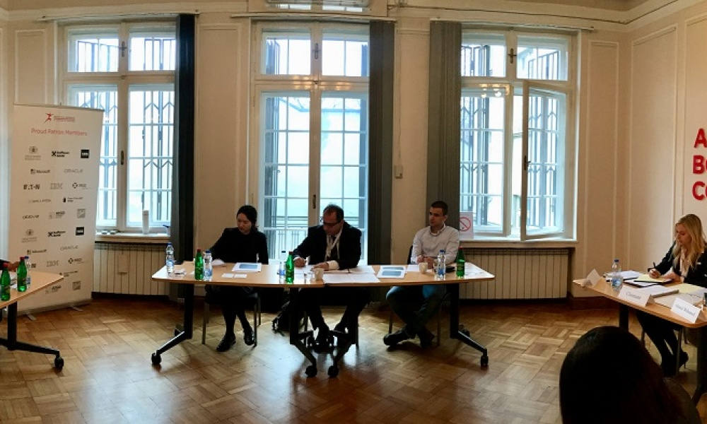 AmCham Supports Young Lawyers in BG Open Pre – Moot Competition