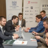 Speed Business Meeting with DSW and Confindustria Serbia